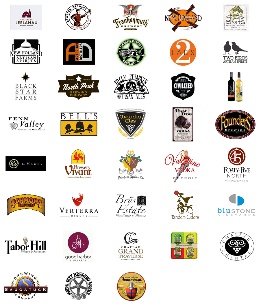 michigan craft beer, wine and spirits