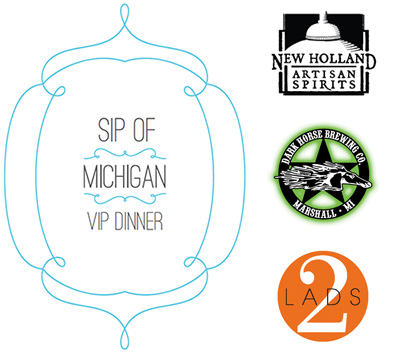 Sip of Michigan Dinner