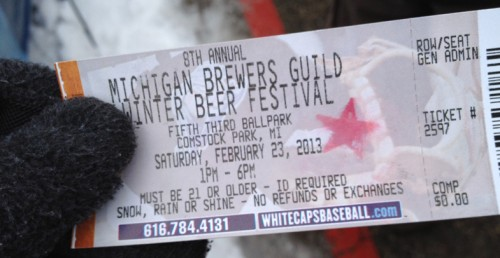 Recap: Snowflakes, Stouts, and Serious Fun at the 2013 Michigan Winter Beer Festival