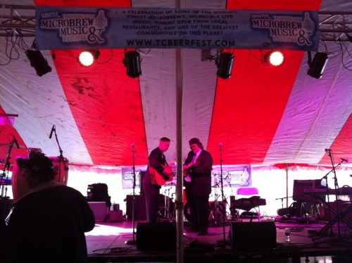 traverse city microbrew and music fest