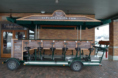 TC Pub Pedaler Providing a New Way to Pub Crawl in Traverse City