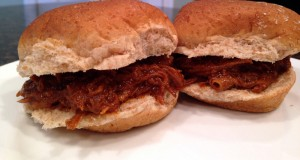 Bell's Porter Crock-pot BBQ Pulled Pork