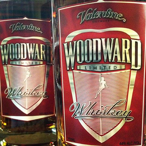 Woodward Whiskey