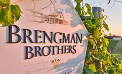 Brengman Brothers at Crain Hill Vineyards