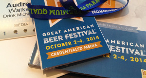 The Great American Beer Festival 2014