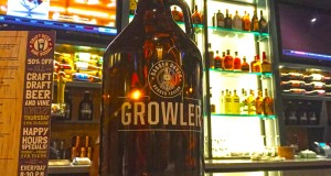 BAGGER DAVE'S ROLLS OUT CRAFT BEER GROWLER [Press Release]